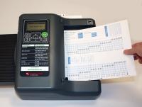 scantron score test scoring machine